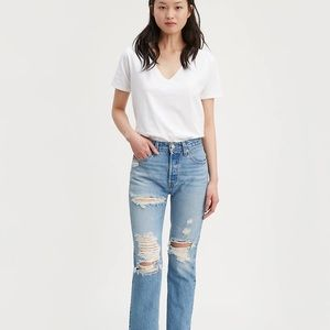 Levi's. Premium 501 original jeans